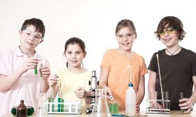 西班牙Pentaflex儿童生物显微镜